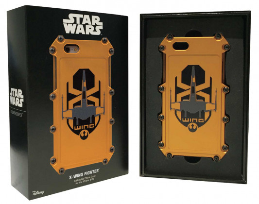Example Box Art for X-Wing Cases