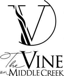 The Vine on Middle Creek Alternate Logo